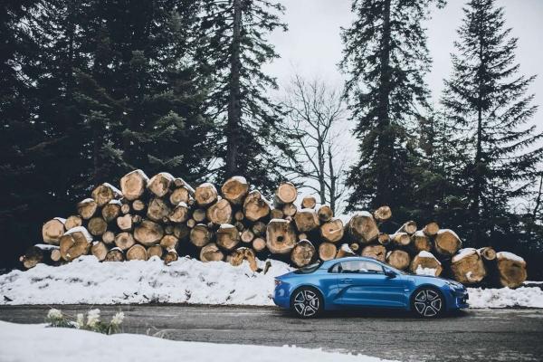 Alpine A 110 2017