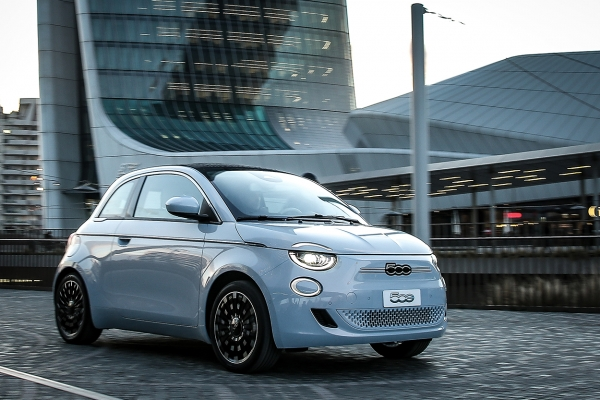 Fiat 500 e cabriolet