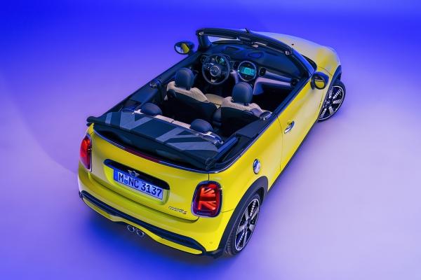 Mini cabriolet S 2021